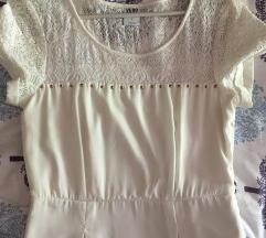 Vero moda svečana bijela haljina