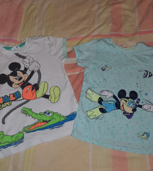 Mickey majice za dečke
