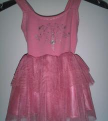 Body haljinica za princeze balerine