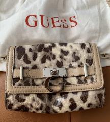 Guess original leopard smeđa torbica