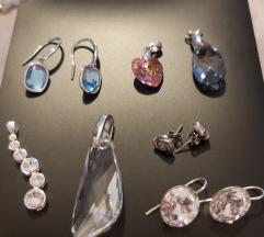 Nakit sa Swarovski kristalima