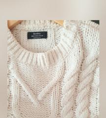 BERSHKA oversized pulover 🎀
