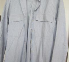 Košulja nalik traperu