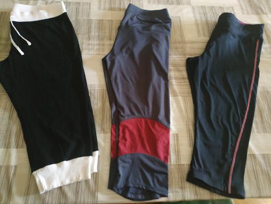 Tri Kom sportskih Capri tajica