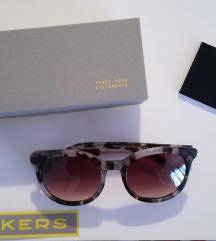 Hawkers sunčane leopard smeđe naočale - novo