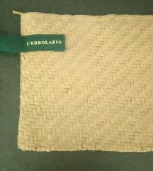 Kozmetička torbica L'erbolario_POKLON uz kupnju