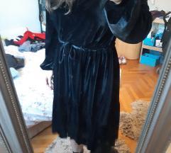 LuLu Couture haljina pliš