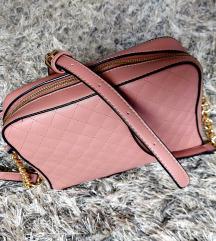 Puder roza torbica
