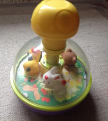 igračka vrtuljak/zvrk