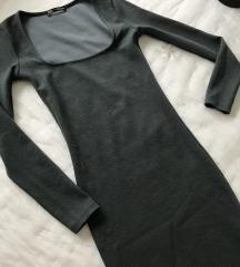 Zara haljina od strukturirane tkanine