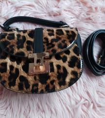 MASS leopard torbica