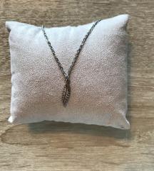 NOVA srebrna ogrlica 🕊 (pt uklj)