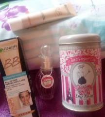 BB krema i novi parfem Lilly rose ,BipaNOVO
