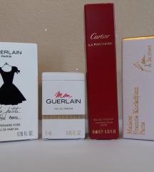 minijature parfema