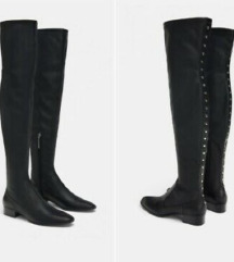 Zara visoke čizme iznad koljena