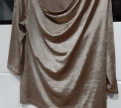 H&M zlatna bluza