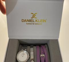 Daniel Klein poklon set(sat i narukvice)