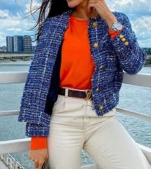 Zara tvid jakna ili sako - popularan