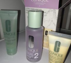 Clinique 3 step skin care