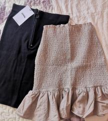 Suknja 2 kom *novo*