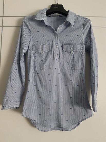 Zara košulja sa prugicama