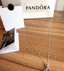 Pandora ogrlica i privjesak