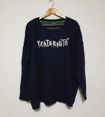 Novi Desigual tamnoplavi pulover