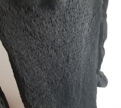 BERSHKA crna haljina