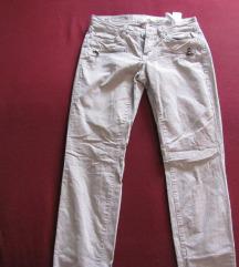 H&M  cord hlače