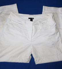H&M bijele hlače