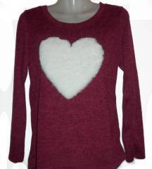 Novo-Majica sa srcem