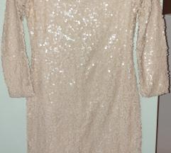 Šljokicasta haljina