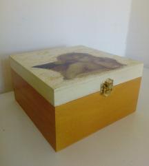 Decoupage kutija, ručni rad
