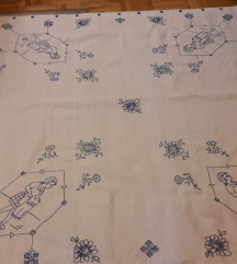 Starinski prekrivač- stoljnjak+poklon