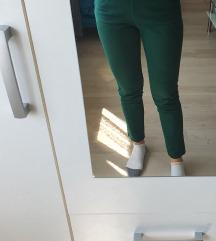 Zelene hlače/traperice
