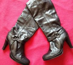 Talijanske kožne čizme