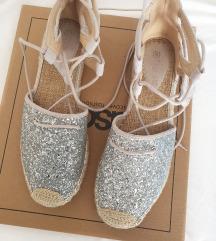 glitter cipele / espadrile