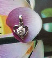 NOVI privjesak, srebro %% SNIŽENJE 50% sav nakit