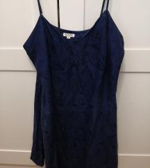 Change pavaćica ili kraća haljina od prave svile