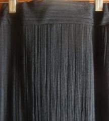 Crna uska suknja Zara vel. S