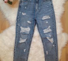Mommy jeans stradivarius