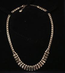 Swarovski Talina kristalna ogrlica