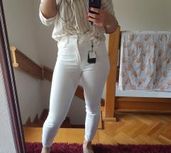 Massimo hlače bijele