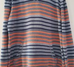 Tanki pleteni pulover 146/152