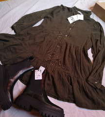 haljina oversize Zara