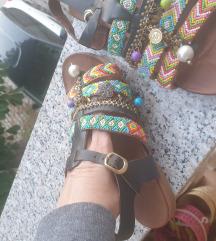 %%Inuovo kožne sandale