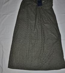 NOVO ...military suknja