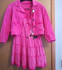 Dječja haljina za 6 god.