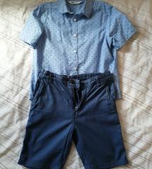 H&M košulja i kratke hlače