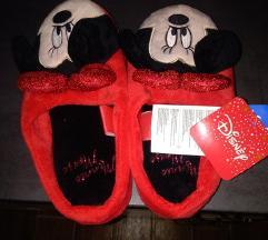 Minnie mouse 36/37 papuče NOVO
